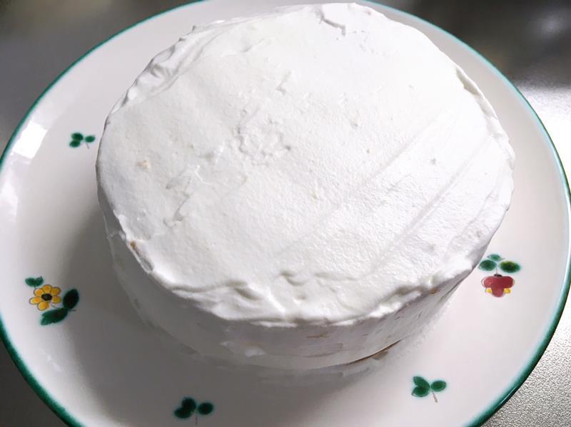 ジェンダーリビールケーキのブログ画像