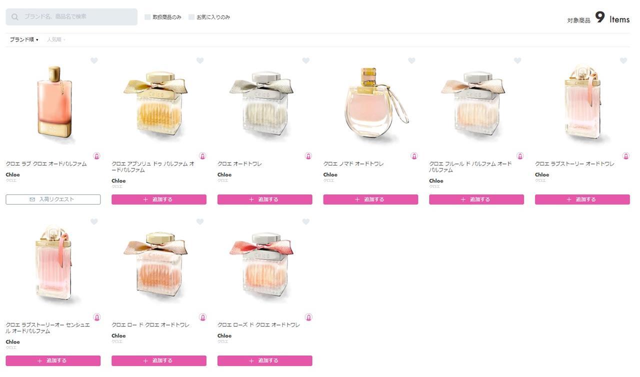 香水のサブスクのブログ画像